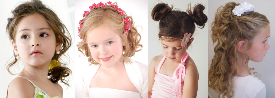 Modne fryzury dla dziewczynek 2018